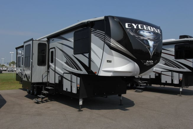 2019 Heartland Cyclone available for rent in Mechanicsville MD