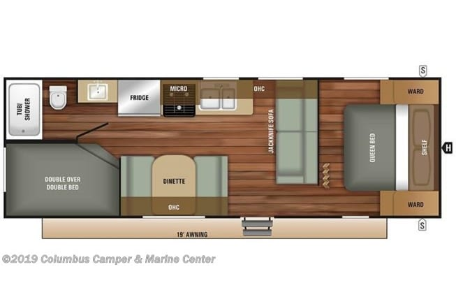 2019 Starcraft Autumn Ridge available for rent in ELLERSLIE GA