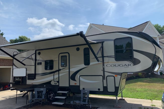 2018 Keystone Cougar Half-Ton available for rent in Graham NC
