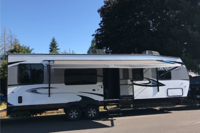 2017 Jayco 272 Octane SL bunk house. available for rent in Vancouver WA