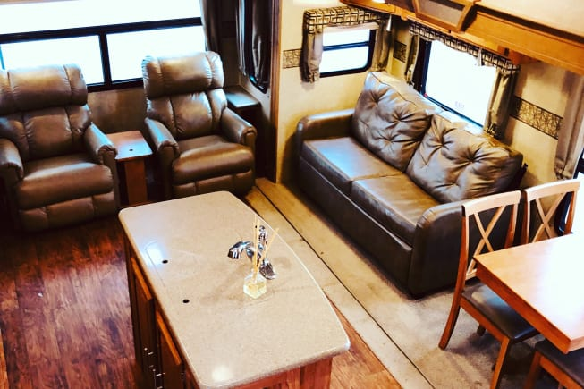 2014 Forest River Rockwood Signature Ultra available for rent in Colorado Springs CO