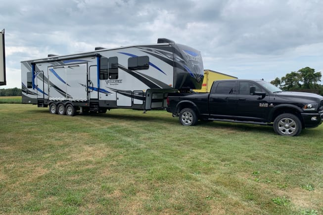 2017 Forest River Touring Edition available for rent in Nancy KY