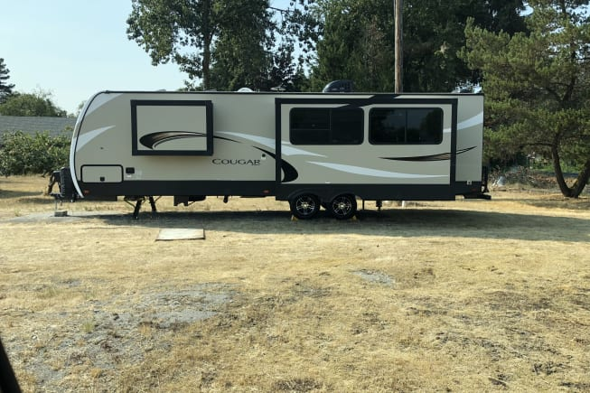 2019 Keystone Cougar Half-Ton available for rent in Longview WA