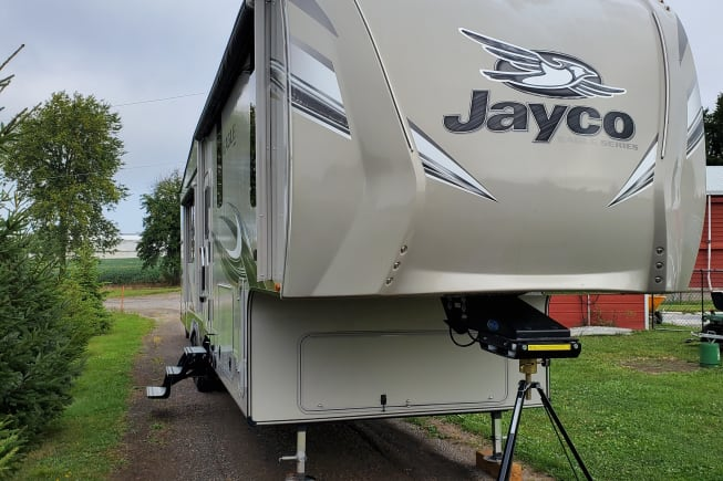 2018 Jayco Eagle 347BHOK available for rent in Smithville  ON
