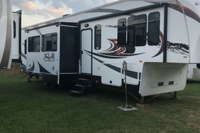 2014 Forest River Xlr Thunrderbolt available for rent in Morrice MI
