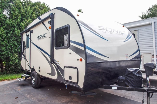 2018 Venture Rv Sonic available for rent in Wayland MI