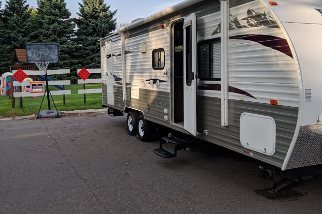2014 Forest River Patriot Edition available for rent in Burnsville MN