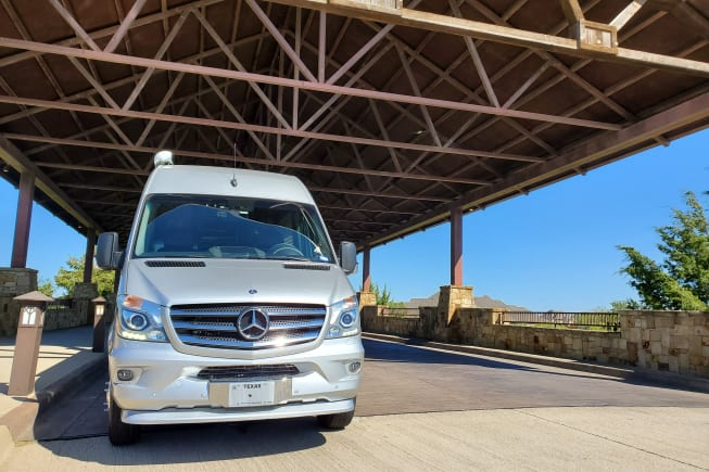 2015 Airstream Interstate available for rent in Fort Worth TX