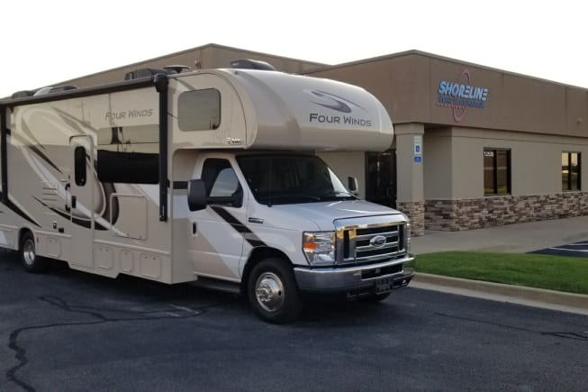 2019 Thor Motor Coach Four Winds available for rent in Tulsa OK