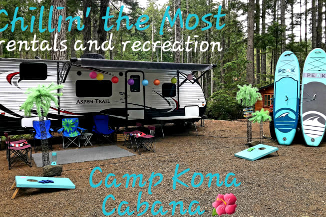 2015 Dutchmen Aspen Trail available for rent in Gig Harbor WA