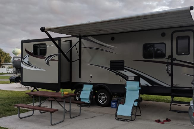 2017 Keystone Passport available for rent in Cape Coral FL