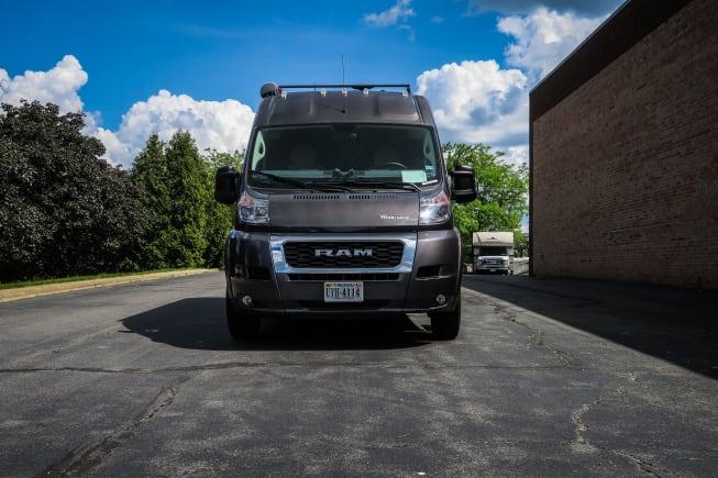2019 Winnebago Travato 59K available for rent in Herndon VA