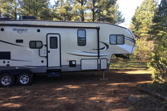 2016 Keystone Hideout available for rent in Prescott Valley AZ