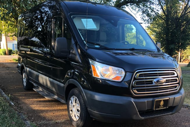 2015 Ford Transit available for rent in Nashville TN