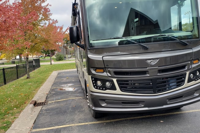 2019 Fleetwood Bounder available for rent in Dearborn MI