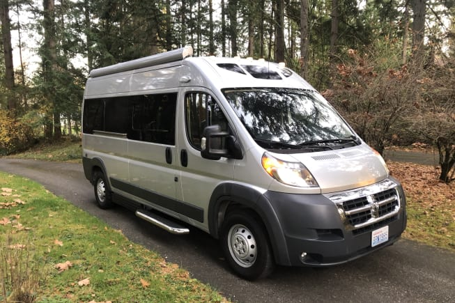 2019 Roadtrek Simplicity SRT available for rent in Auburn WA