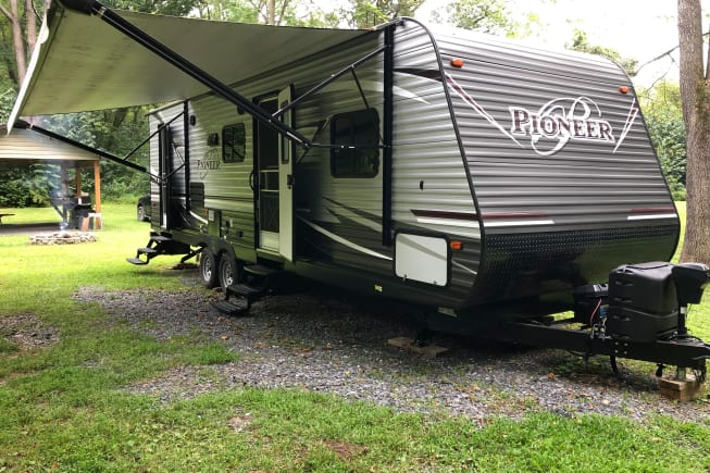 2018 Heartland Pioneer available for rent in Marietta PA