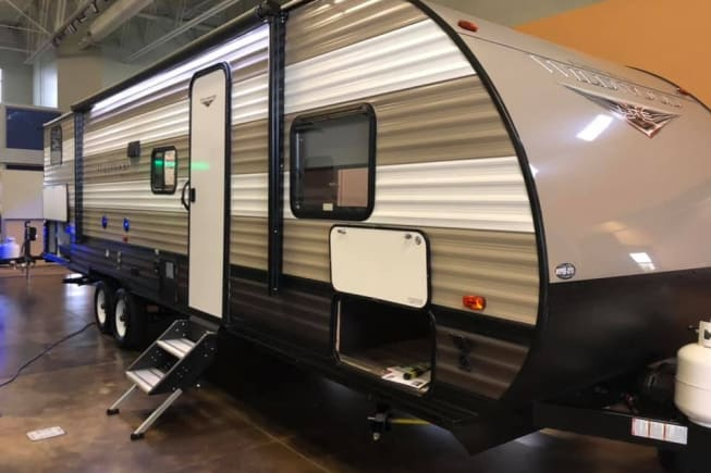 2019 Forest River Wildwood X-Lite available for rent in Racine WI