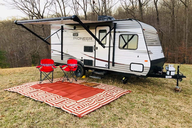 2019 Heartland Pioneer available for rent in Zephyrhills FL