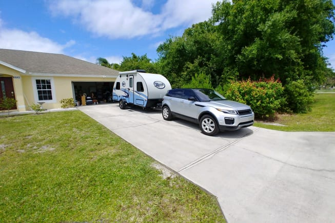 2017 Forest River R-Pod available for rent in Fort Pierce FL