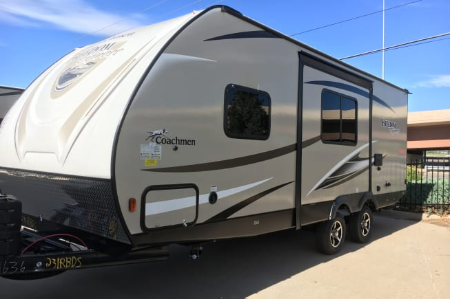 2017 Coachmen Freedom Express available for rent in Arvada CO