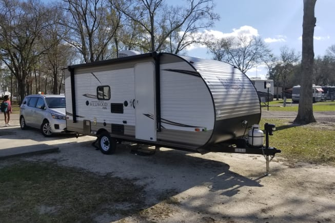 2018 Forest River Wildwood X-Lite available for rent in Lake Worth FL