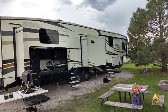 2017 Jayco North Point available for rent in Duncombe IA