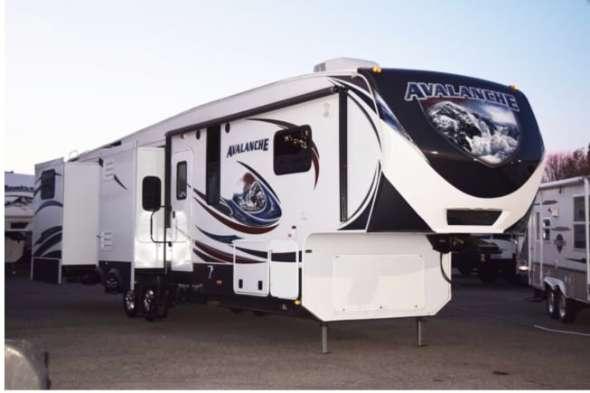 2013 Keystone Avalanche available for rent in Middleville MI