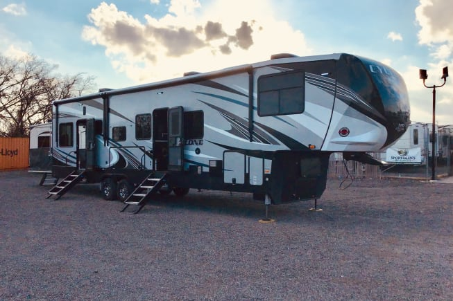 2019 Heartland Cyclone available for rent in Fort Worth TX