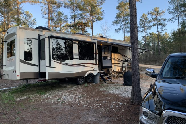 2018 Forest River Cardinal available for rent in Corrigan TX