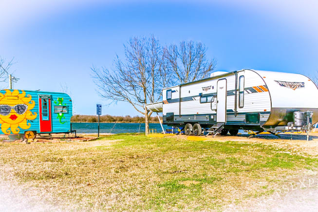 2020 Forest River Wildwood X-Lite available for rent in Mansfield TX