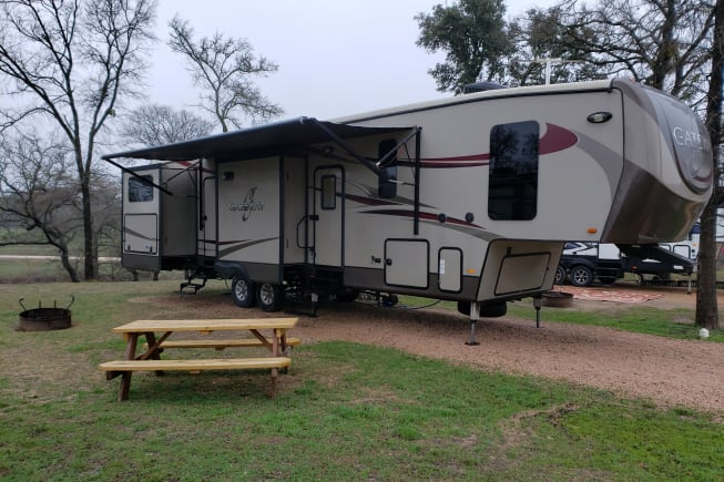 2017 Heartland Gateway available for rent in Fredericksburg TX