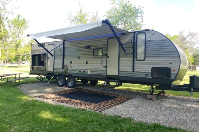 2017 Forest River Cherokee available for rent in Otley IA