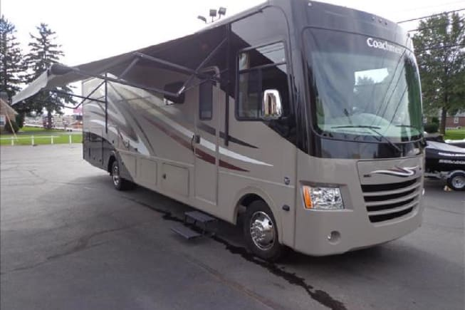 2016 Coachmen MiradaA-Class available for rent in Cape May Court House NJ