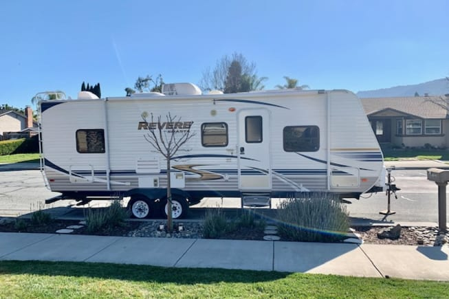 2012 Shasta Revere available for rent in San Martin CA