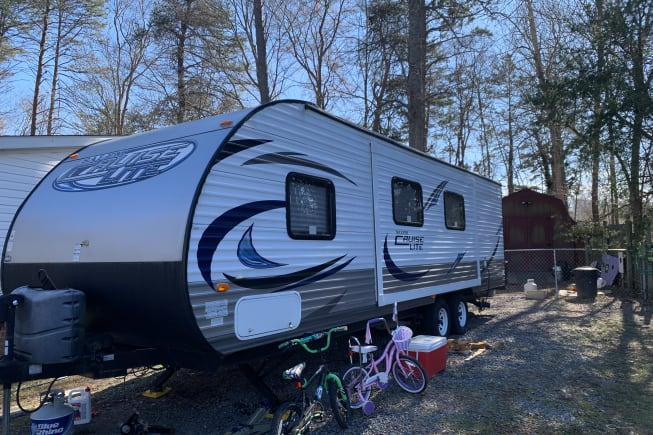 2017 Forest River Salem Cruise Lite available for rent in McLeansville NC