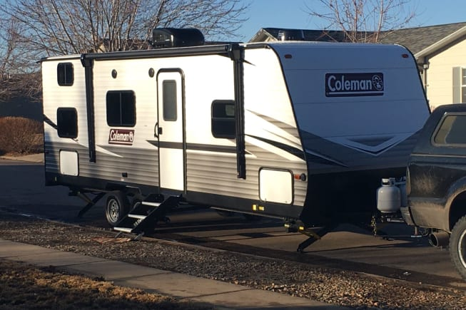 2020 Keystone Coleman Lantern available for rent in Rapid City SD