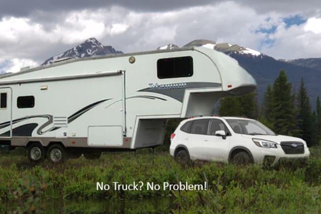 No Truck? No Problem - We Deliver!