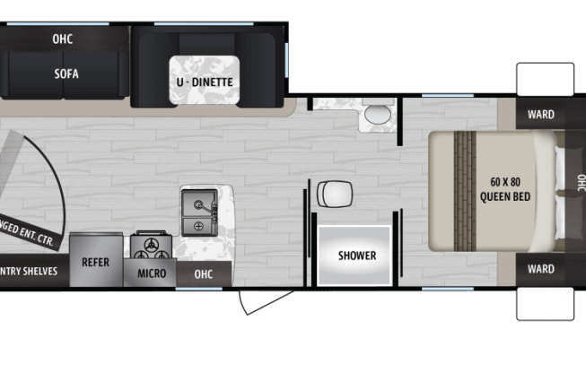 2021 Forest River Salem Hemisphere available for rent in Herndon VA