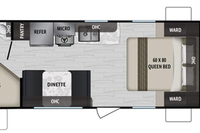 2020 Dutchmen Kodiak available for rent in Herndon VA
