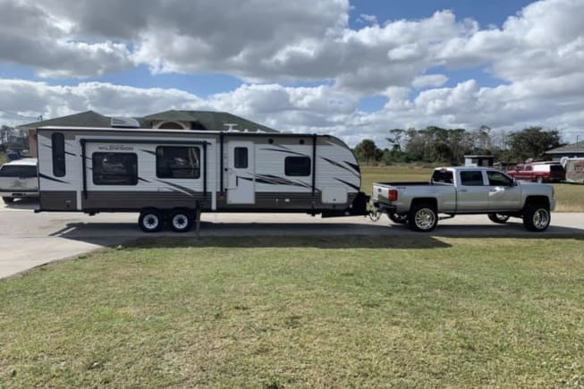 2018 Forest River Wildwood available for rent in Labelle FL