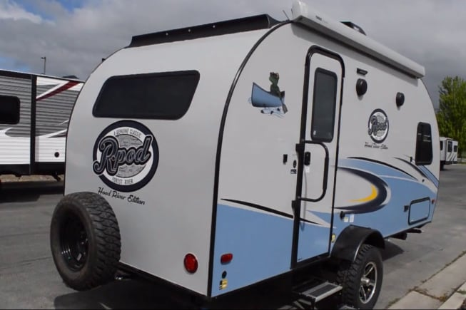 2018 Forest River R-Pod available for rent in Vancouver WA
