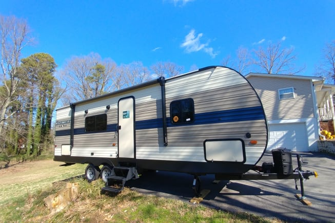 2020 KZ Sportsman 260 available for rent in Knoxville TN