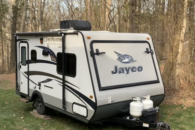 2015 Jayco Jay Feather Ultra Lite X17Z available for rent in Stroudsburg PA