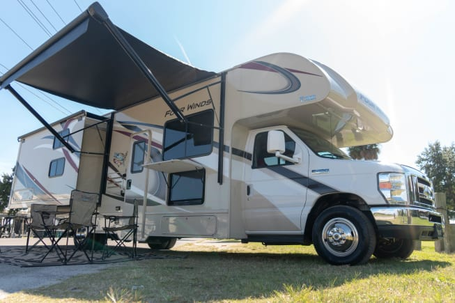 2019 Thor Motor Coach Four Winds available for rent in Gibsonton FL