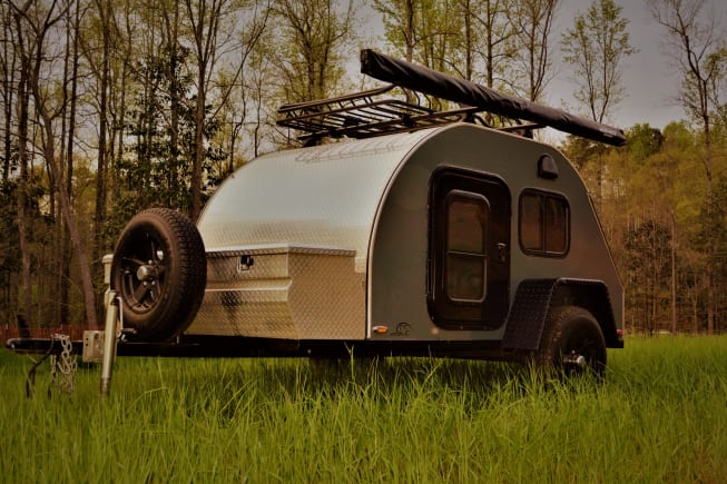 2014 Custom Teardrop Camper available for rent in Roswell GA