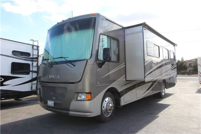 2014 Itasca Sunstar available for rent in Ontario CA