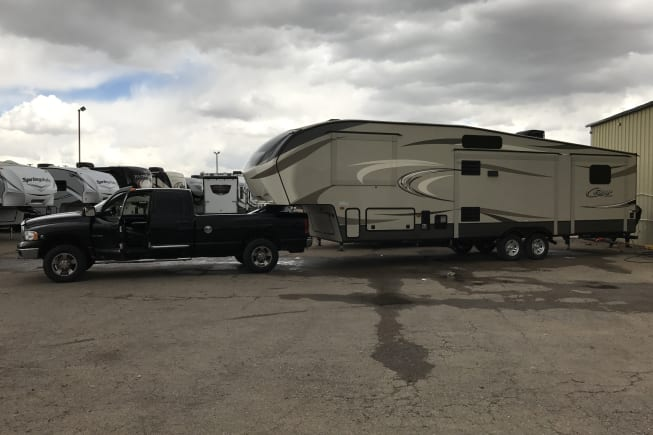2017 Keystone Cougar available for rent in Buffalo Creek CO