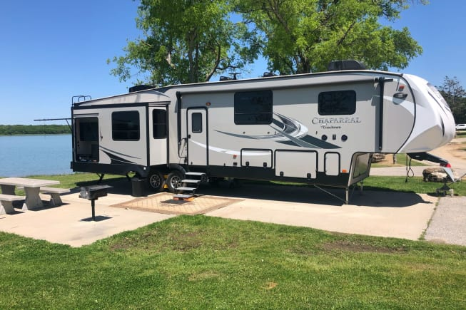 2019 Coachmen Chaparral available for rent in Mannsville OK