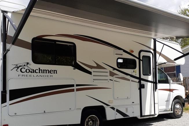 2013 Coachmen Freelander Class C for Rent in Crossville, TN 38572 -  RVUSA.com